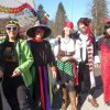 Fasching am Eis